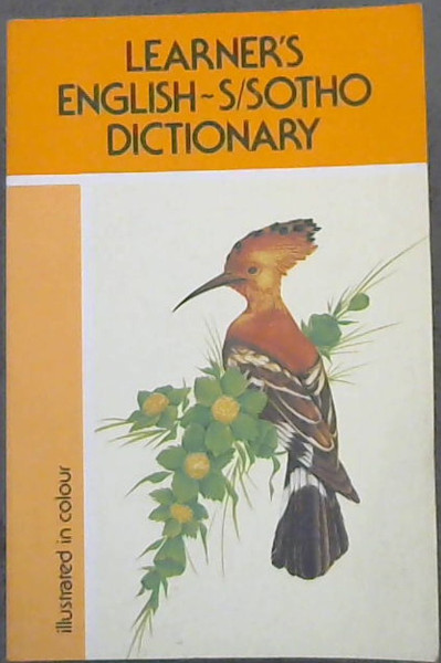 Image for Learner's English-S/Sotho dictionary: Illustrated in colour