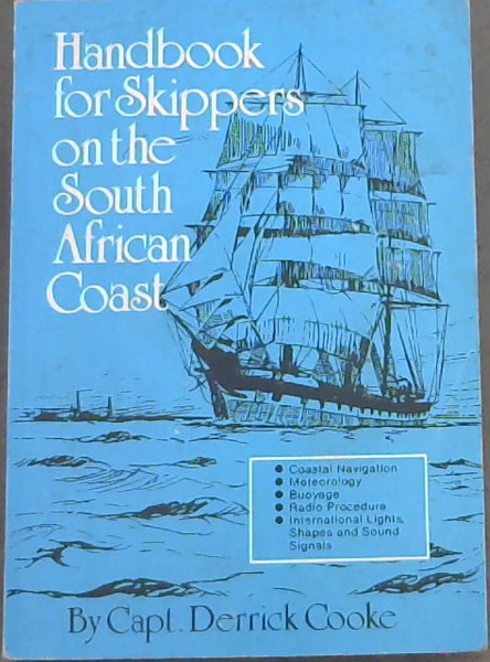 Image for Handbook For Skippers On The South African Coast