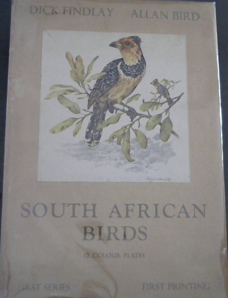 Image for First Folio of South African Birds - 12 Colour Plates