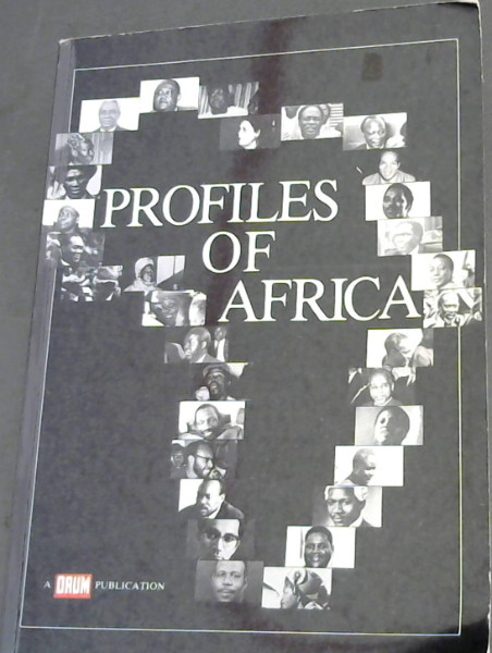 Image for Profiles of Africa : Vol III