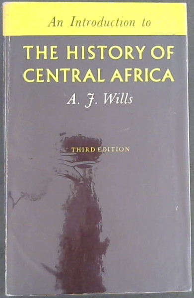 Image for The History of Central Africa