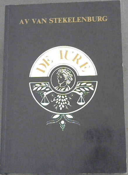 Image for De Iure (Latin Edition)