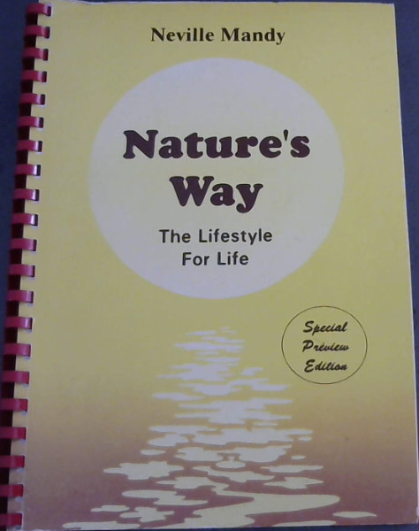Image for Nature's Way : The Lifestyle for Life