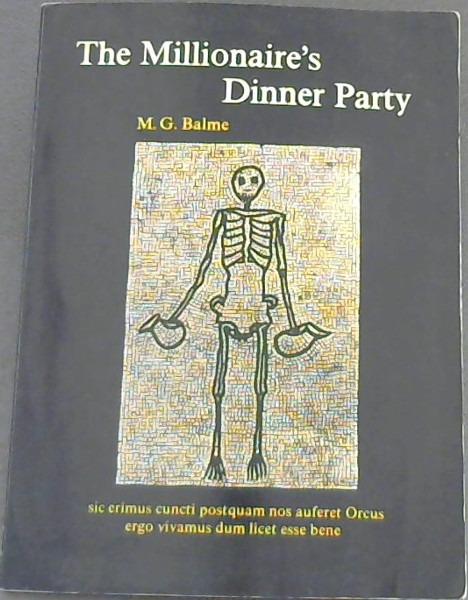 Image for The Millionaire's Dinner Party