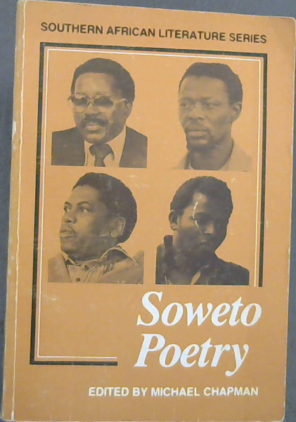Image for Soweto poetry (Southern African literature series)