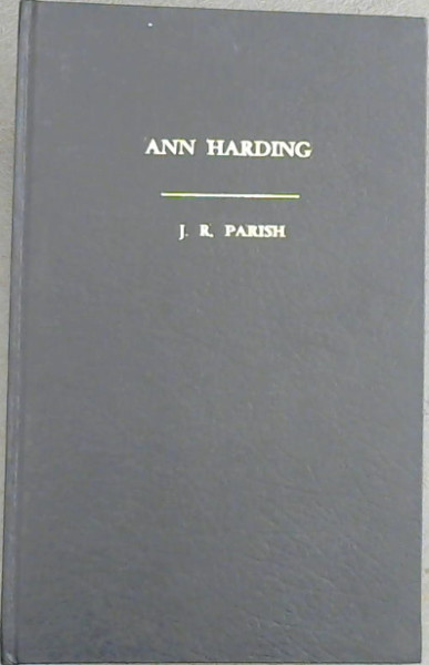 Image for Ann Harding