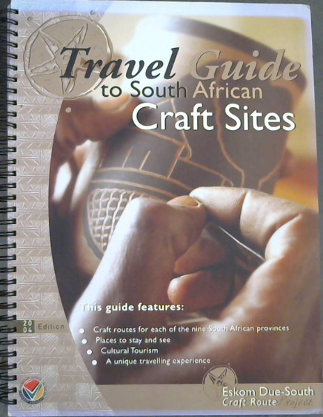 Image for Travel Guide to South African Craft Sites