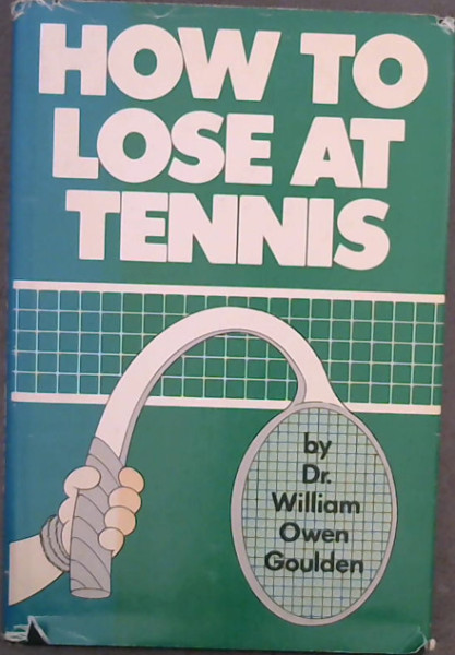 Image for How to Lose At Tennis