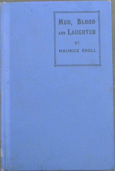 Image for Mud, Blood and Laughter