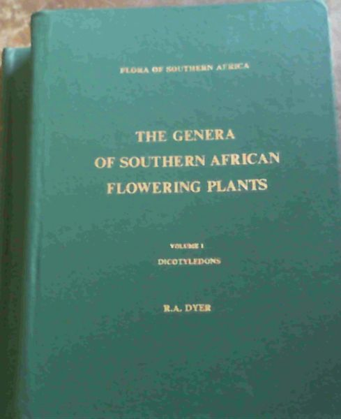 Image for The Genera of Southern African Flowering Plants Volume 1 & 2