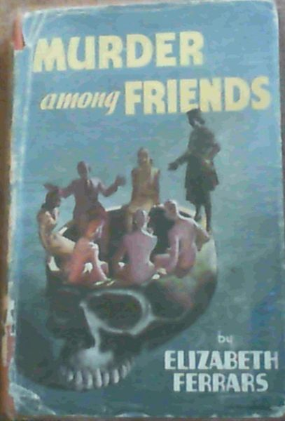 Image for Murder Among Friends