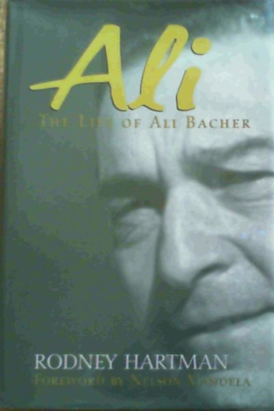 Image for Ali The Life of Ali Bacher