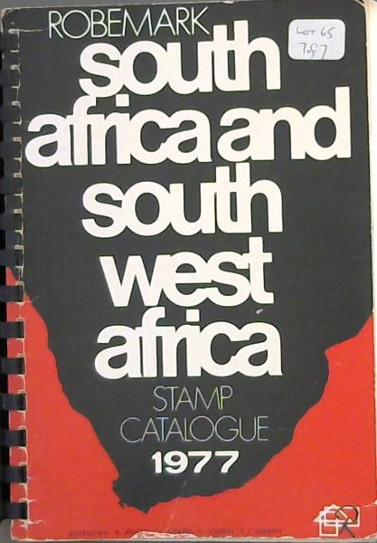 Image for The Robemark Catalogue of the Stamps of South Africa & South West Africa 1977