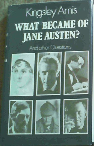 Image for What Became of Jane Austen? And Other Questions