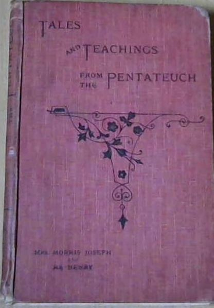 Image for Tales and Teachings from the Pentateuch