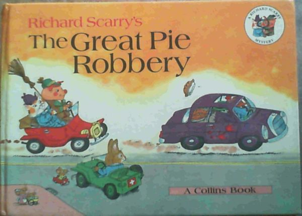 Image for The Great Pie Robbery
