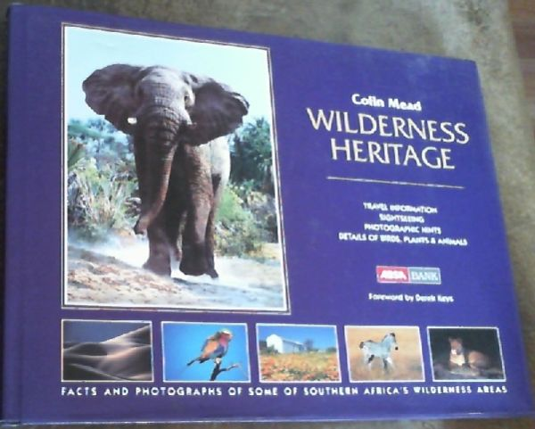 Image for Wilderness Heritage