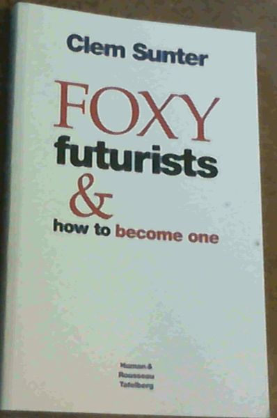 Image for Foxy futurists & how to become one