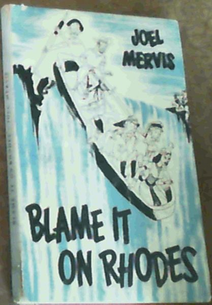 Image for Blame It On Rhodes