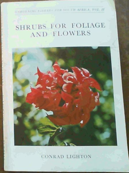 Image for Shrubs for Foliage and Flowers