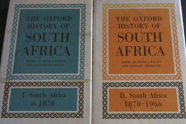 Image for The Oxford History of South Africa 2 Volumes