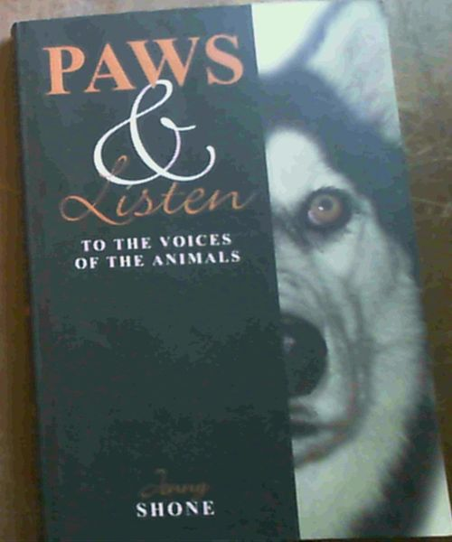 Image for Paws & Listen to the Voices of the Animals