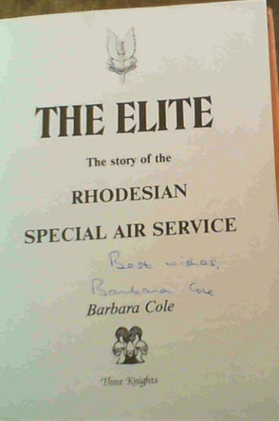 Image for The elite: The story of the Rhodesian Special Air Service