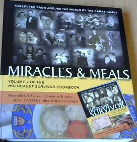 Image for Miracles & Meals Volume 2 of the Holocaust Survivor Cookbook (The Holocaust Survivor Cookbook)