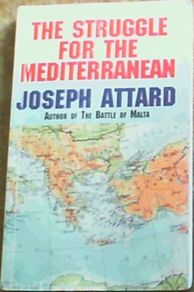 Image for The Struggle for the Mediterranean