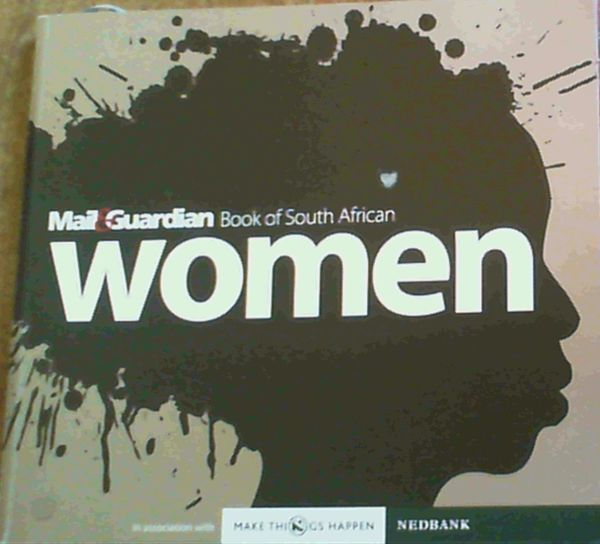 Image for Mail & Guardian Book of South African Women