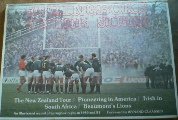 Image for Springboks Under Siege