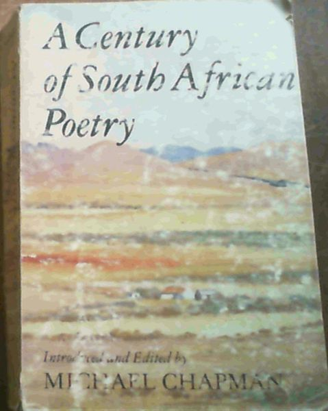 Image for A Century of South African poetry