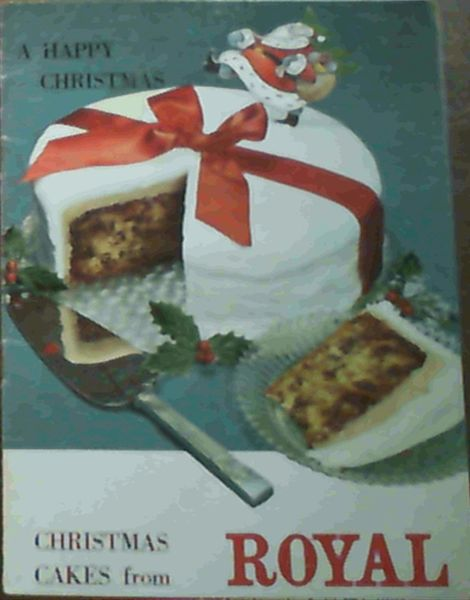 Image for Christmas Cakes from Royal