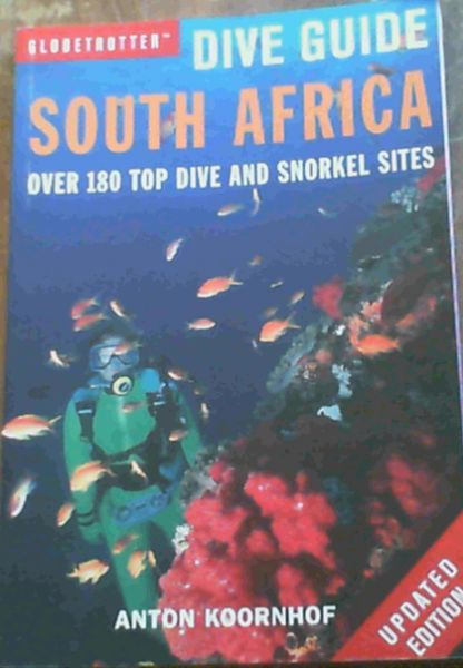 Image for Dive Guide South Africa : Over 180 Top Dive and Snorkel Sites