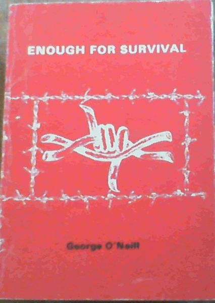 Image for Enough for Survival
