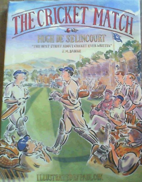 Image for The Cricket Match