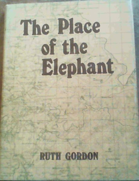 Image for The Place of the Elephant: A History of Pietermaritzburg