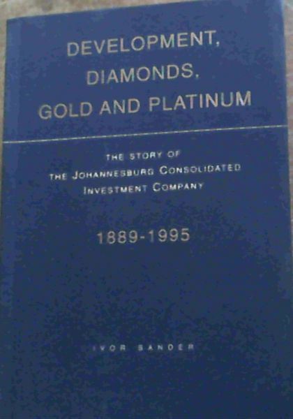 Image for Development, Diamonds, Gold and Platinum