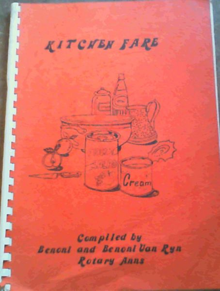 Image for Kitchen Fare