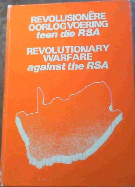 Image for Revolusionere Oorlogvoering teen die RSA / Revolutionary Warfare against the RSA