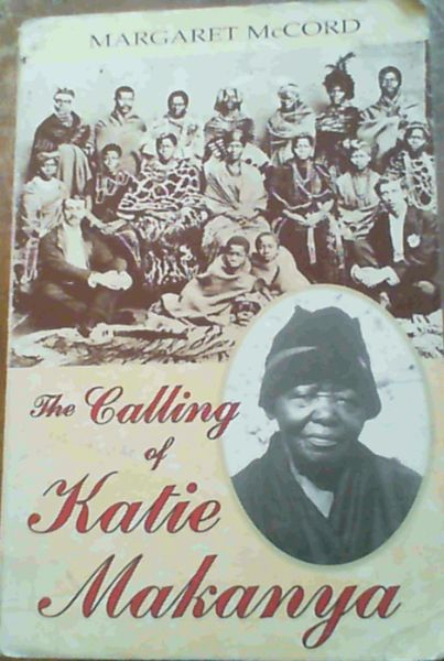 Image for The Calling of Katie Makanya