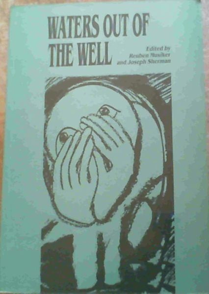 Image for Waters out of the well: Essays in Jewish studies
