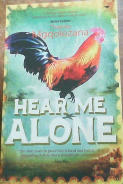 Image for Hear Me Alone