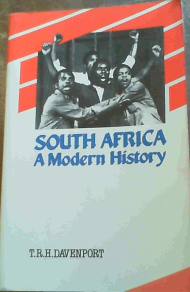 Image for South Africa: A Modern History