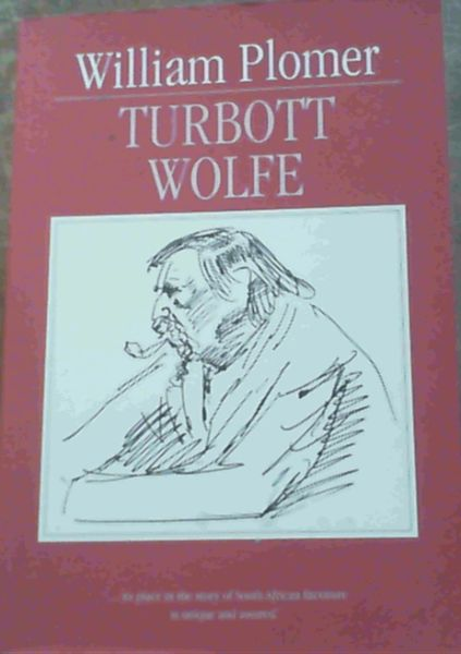 Image for Turbott Wolfe