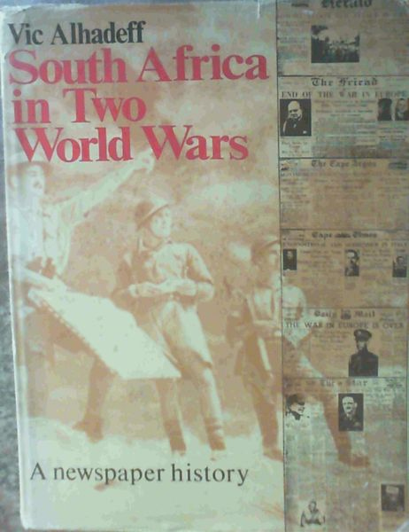 Image for South Africa in Two World Wars