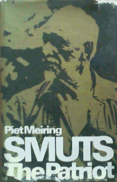 Image for Smuts the Patriot