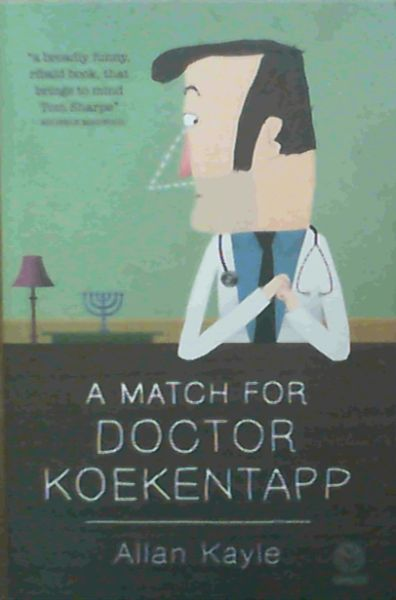 Image for A Match for Doctor Koekentapp