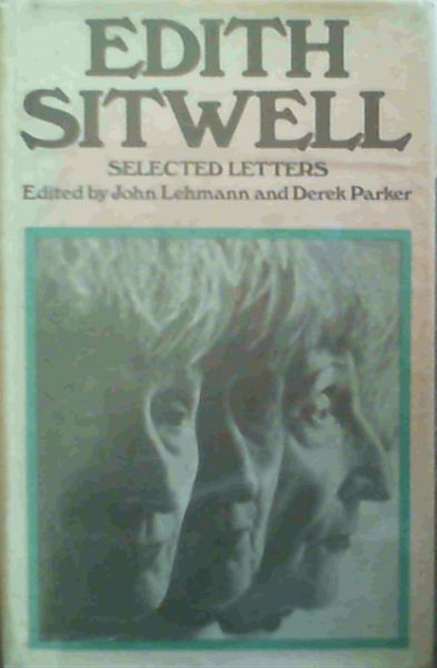 Image for Edith Sitwell: Selected Letters