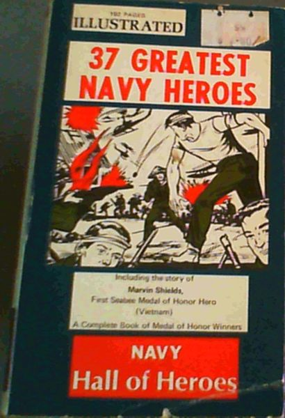 Image for 37 Greatest Navy Heroes